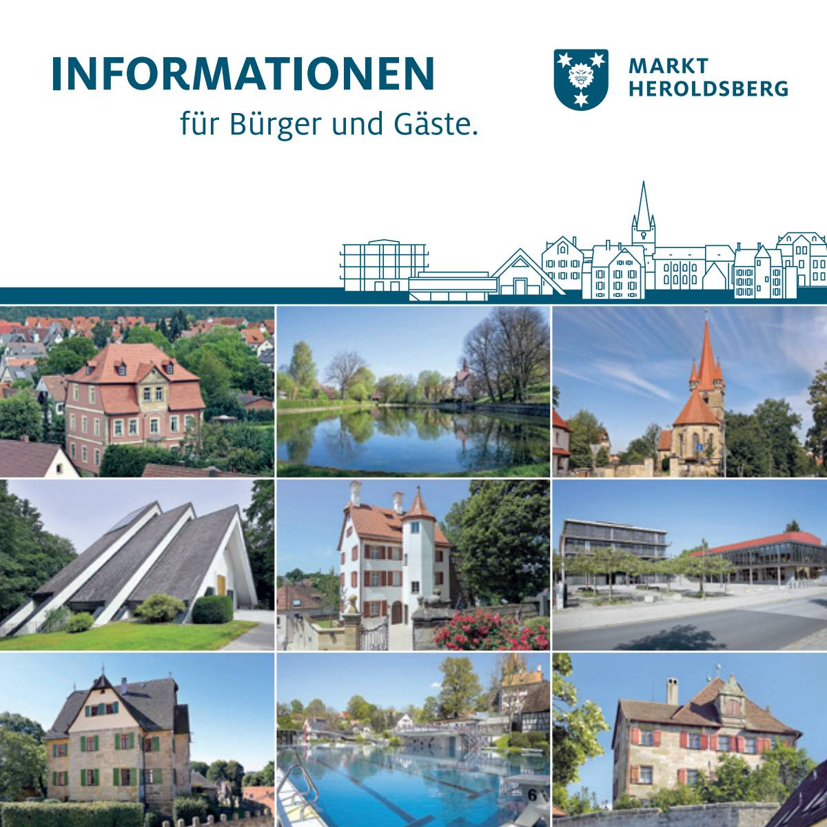 Image-Broschüre Markt Heroldsberg